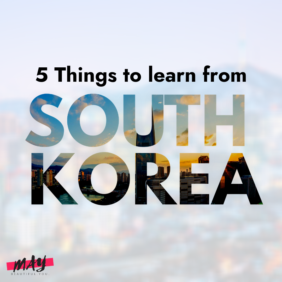 5 Things India Can Learn From South Korea (2020)