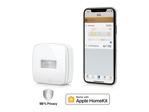 Eve Motion - Bewegungssensor mit Apple HomeKit kompatibel €40,69 EAN-4260195390980 img-index-1