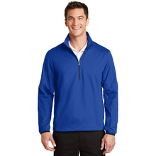 Load image into Gallery viewer, Active 1/2-Zip Soft Shell Jacket