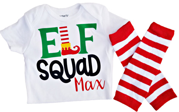Elf Squad - Boy