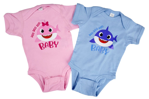 Twin Set - Baby Sharks