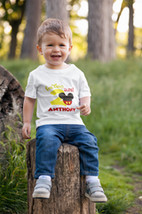 2nd Baby Boy T-Shirt - Mickey Mouse Twodles