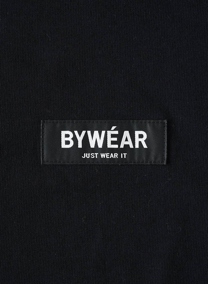 BYWÉAR JWI Woven Patch T-Shirt(12月9日放送分)