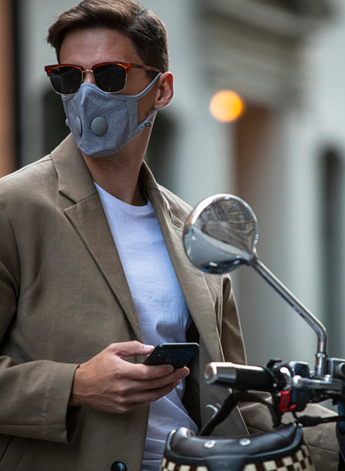 【3312】AIRINUM Urban Air Mask 2.0 - Quartz Grey(12月2日放送分)