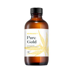 Kannaway Pure Gold Hemp Oil 120 ml
