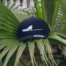 Load image into Gallery viewer, Goofy foot_trucker hat| Guiones beach| Beach life style| surfing