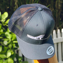 Load image into Gallery viewer, Classic trucker hat for men and women| protecting from the sun| light weight with mesh| adjustable| Surf lifestyle