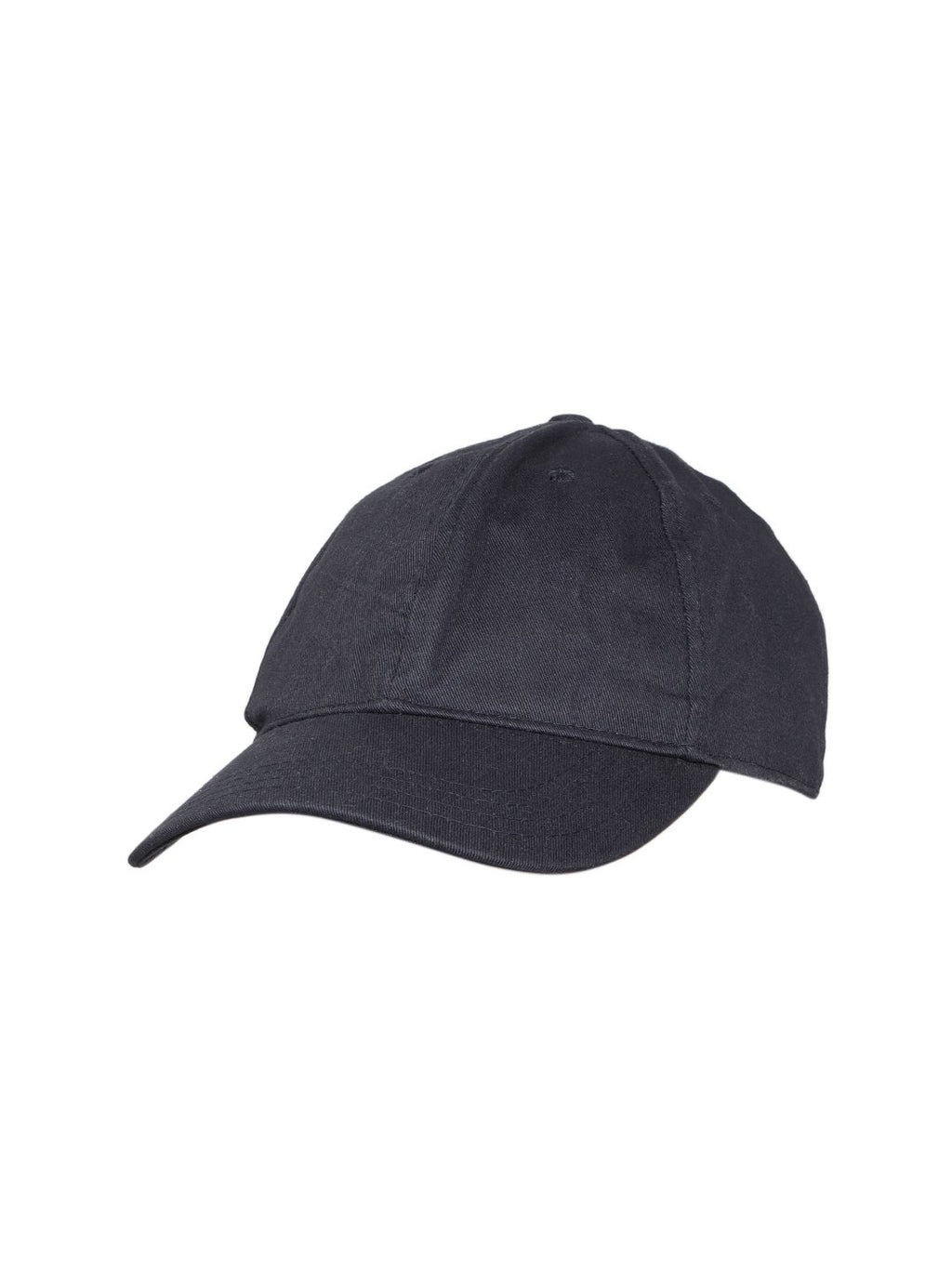 Lazy panda navy blue baseball cap