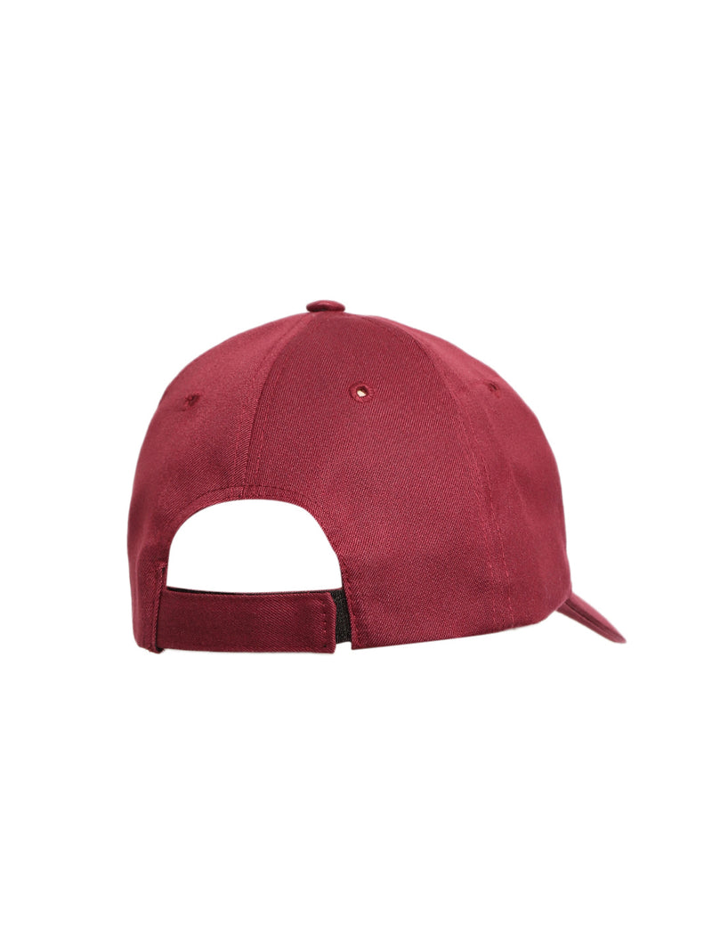 Blueberry Make Money Not Friends embroidery maroon baseball cap