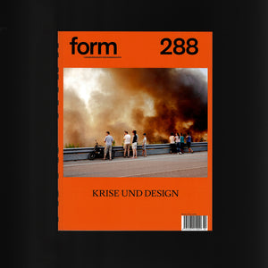 Out now: form 288 – KRISE UND DESIGN