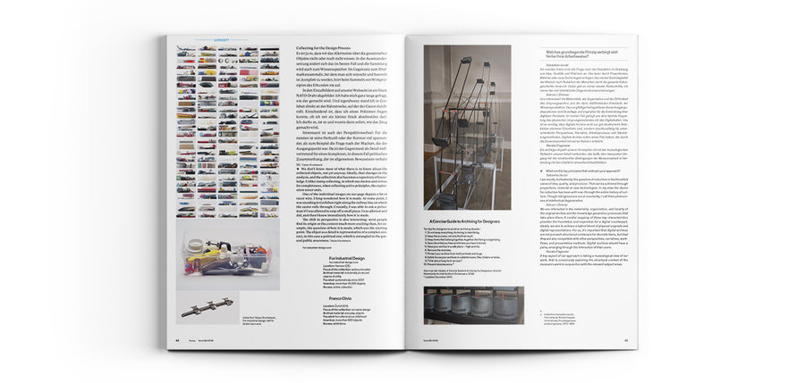 form 281 – Archive / Design and Archives