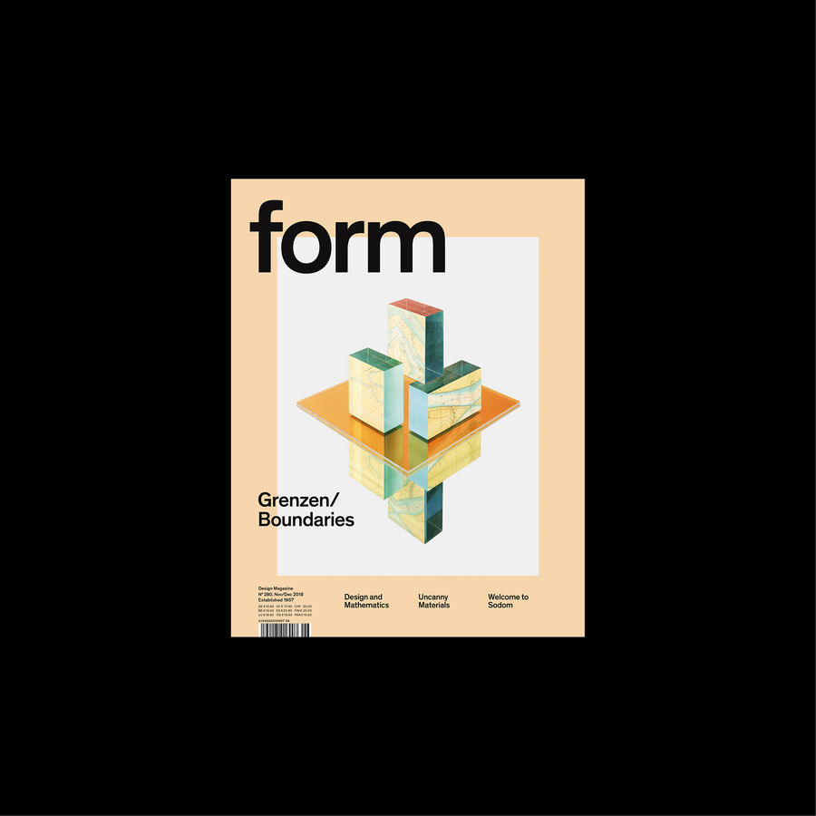 form 280 – Grenzen / Boundaries