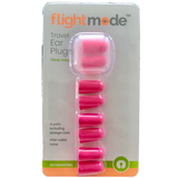 Ear Plugs pink with hygienic case
