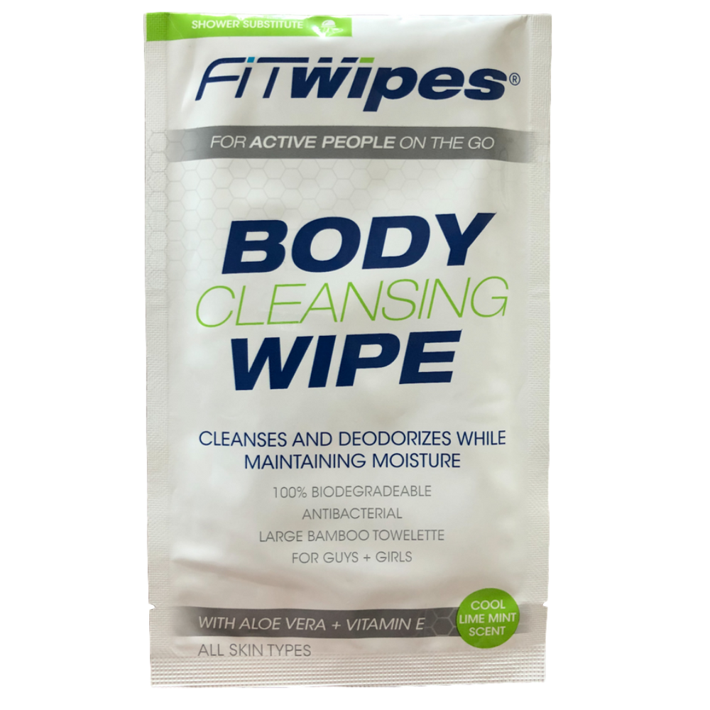 Wow Wipes Body cleansing wipes (pack of 5)