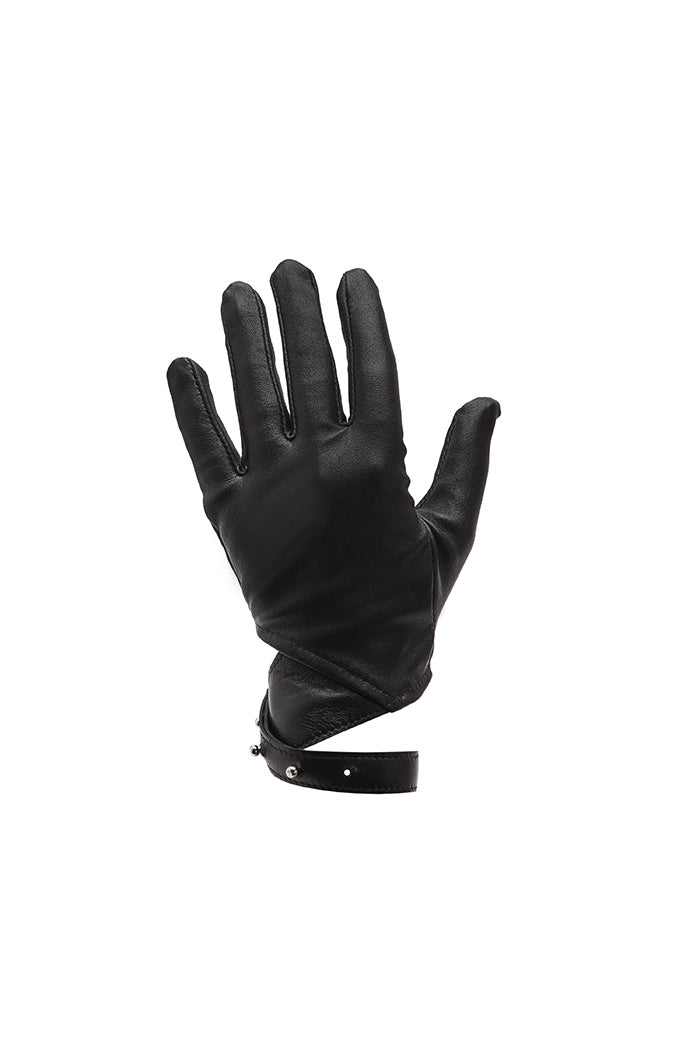 'ELEMENT' CUTOUT GLOVES - PITCH BLACK