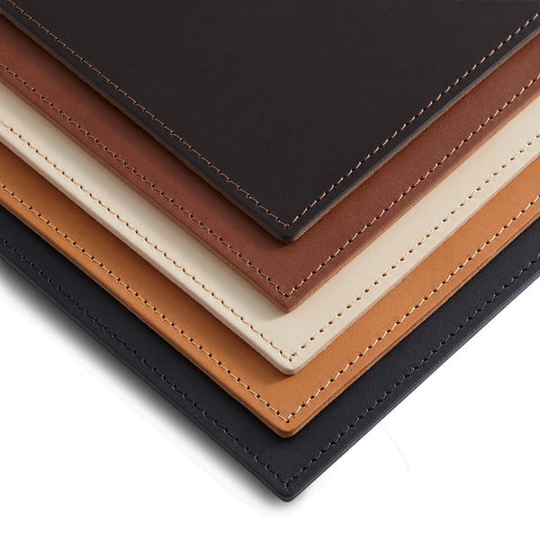 Leather Mat | Colour Options 6-10 from