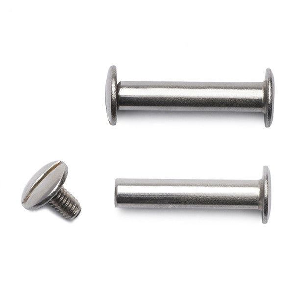 Interscrew | Stainless Steel 20mm (Sold Individually)