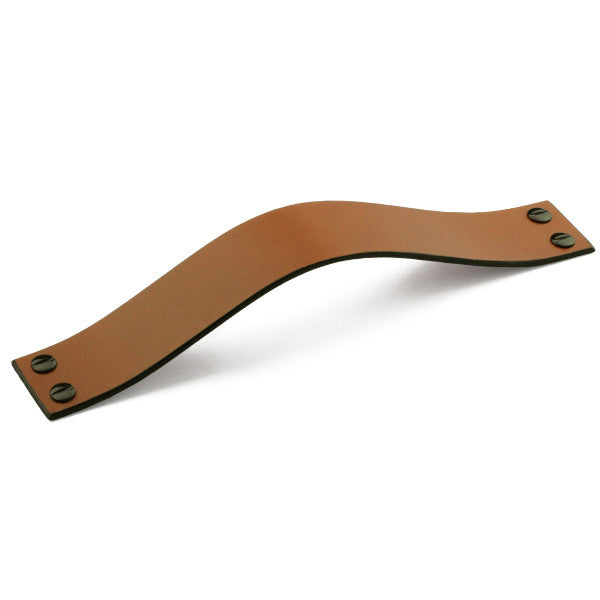 Leather 02 Handles | Saddle Tan