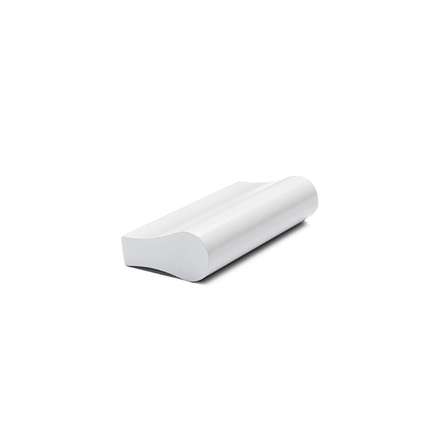 White Satin Pull 04 | 52mm Length