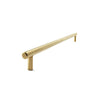 Brass Satin Slimline 03 | 232mm Length