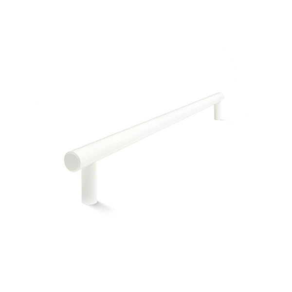 White Satin Slimline 03 | 232mm Length