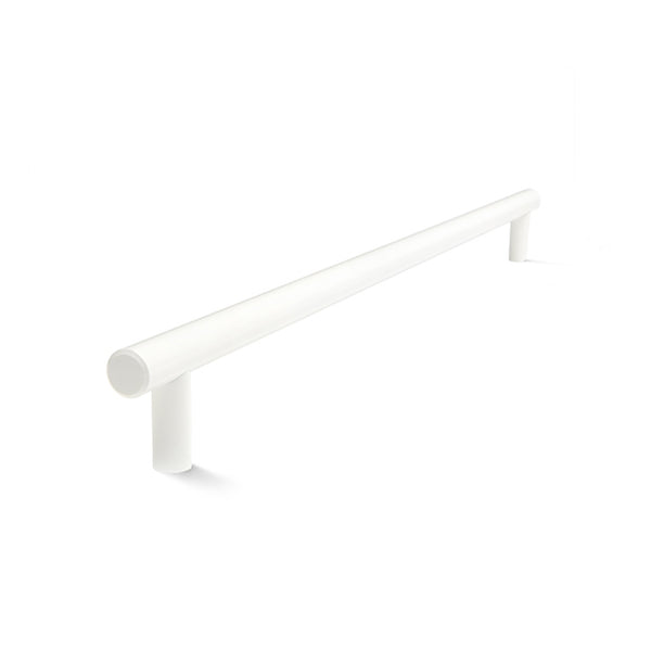 White Satin Slimline 01 | 392mm Length