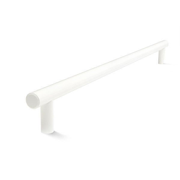 White Satin Slimline 02 | 700mm Length