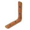Leather Shelf Bracket | Saddle Tan (Set of 2)