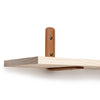 Leather Shelf Bracket | Natural (Set of 2)