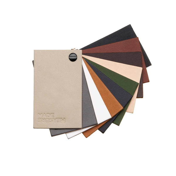 Leather Swatch Set (International)