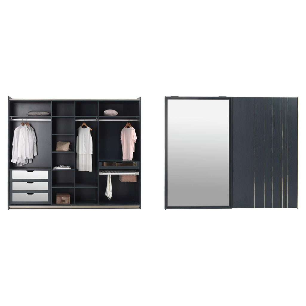 Beat Elegante Wardrobe - Sliding Door - 260 cm for sale in Lahore , Pakistan