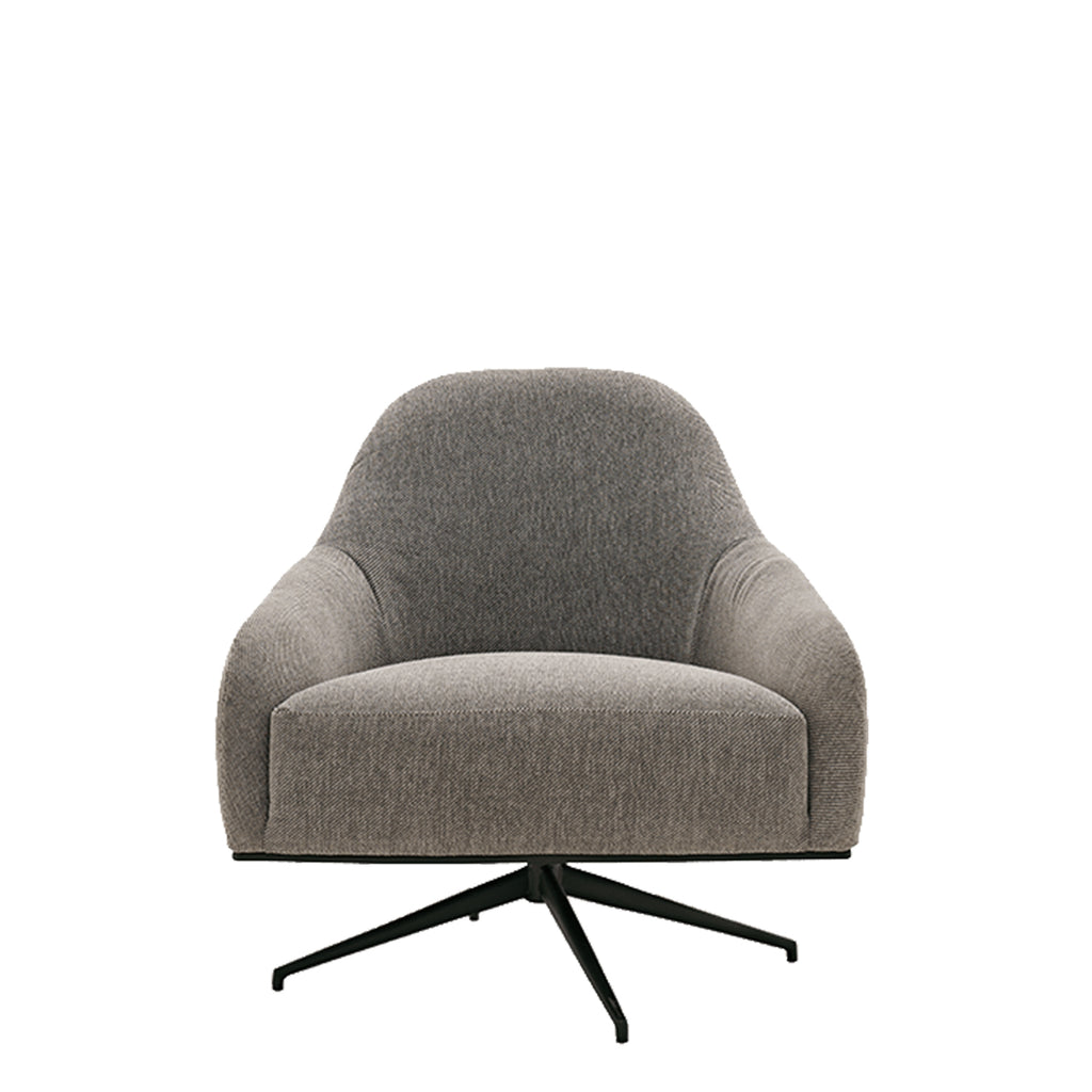 Giorno Armchair - Swivel Legs