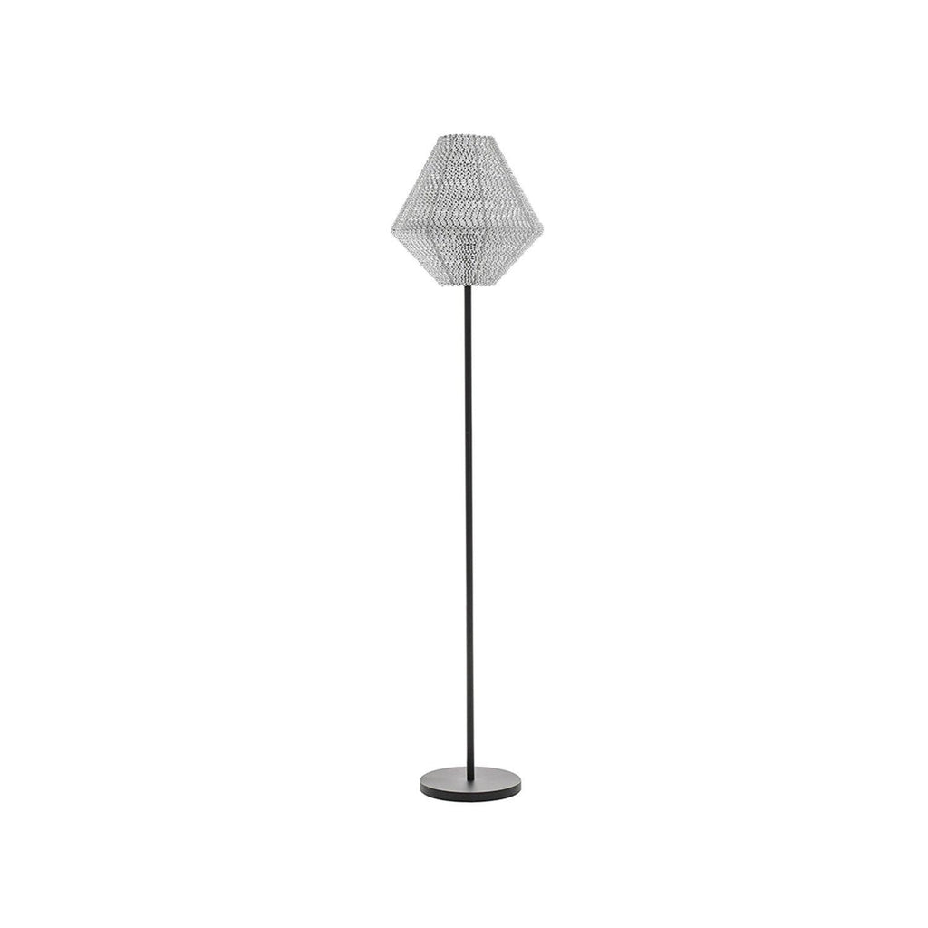 Oblique Lamp Stand - 38x150 cm - Enza Home Pakistan
