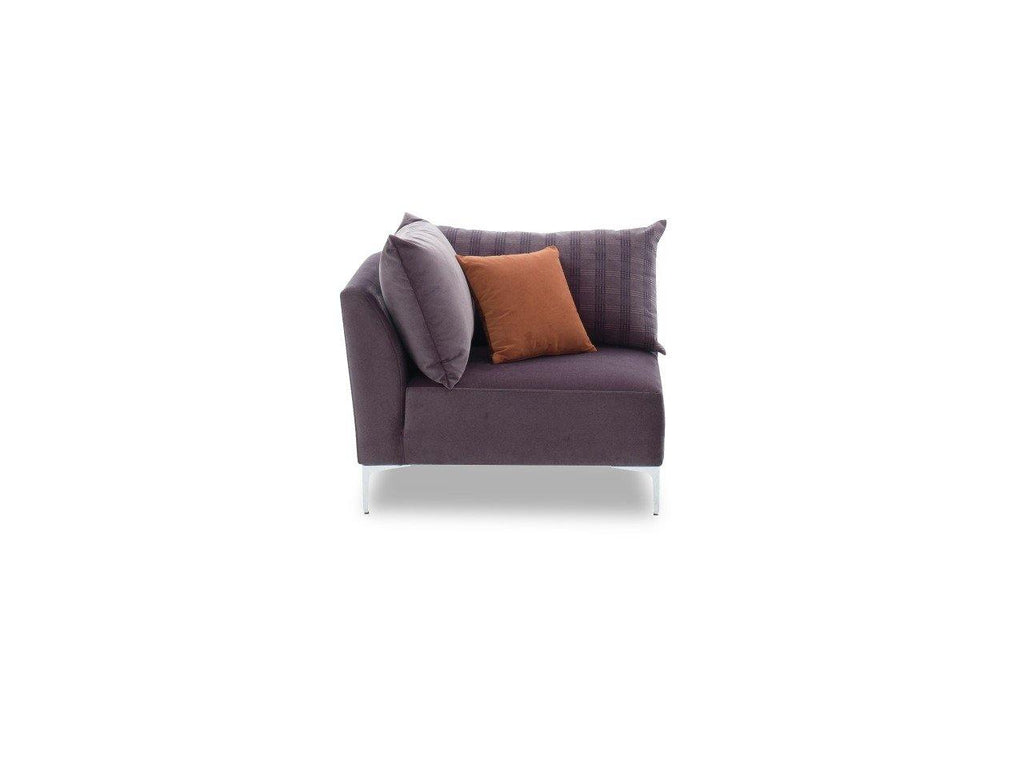 Mayfair Corner Module - Single Seater - Enza Home Pakistan