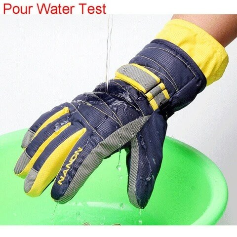ABIV™ Unisex Winter Tech Windproof Waterproof Gloves