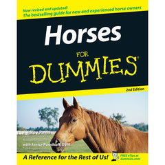 Horses for Dummies - 2nd Edition - Horse Gear Canada