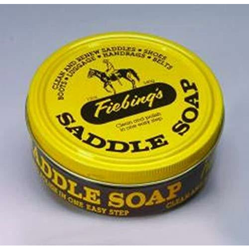 Saddle Soap - Horse Gear Canada