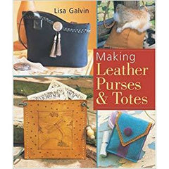 Making Leather Purses & Totes - Horse Gear Canada