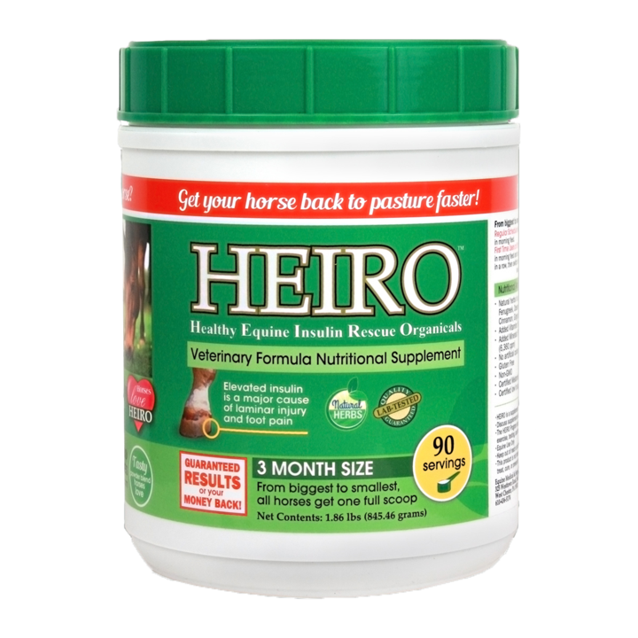 Heiro for Horses - Horse Gear Canada