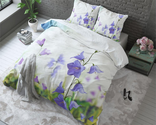 Posteljnina Violet dream purple