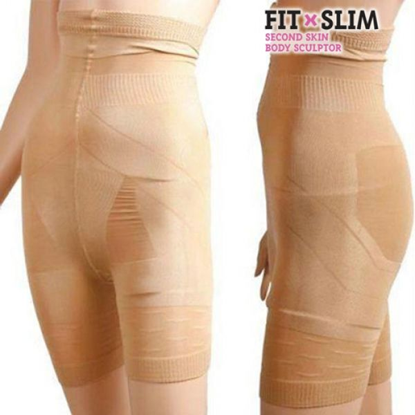 Fit and Slim – perilo za vitko postavo - bež