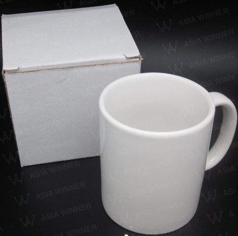 M1 Sublimation White Mug