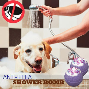 Anti-Flea Shower Bomb