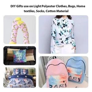 Easy Make Heat Transfer Paper ( 100 PCS )