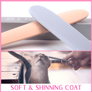 Cat Tongue Grooming Comb