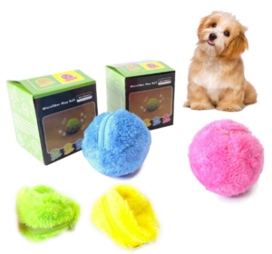 Energy-Release, Anxiety Calming Pet Ball 5pc Set