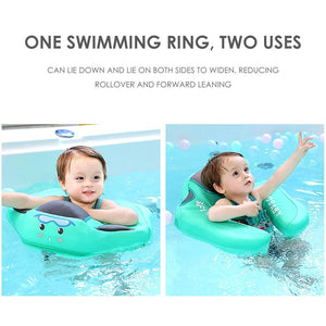 Baby Swim Float With Detachable Canopy | Kids Swim Trainer - Comfy Kiddo™
