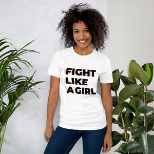 Girls are Not Weak - Woman T-Shirt