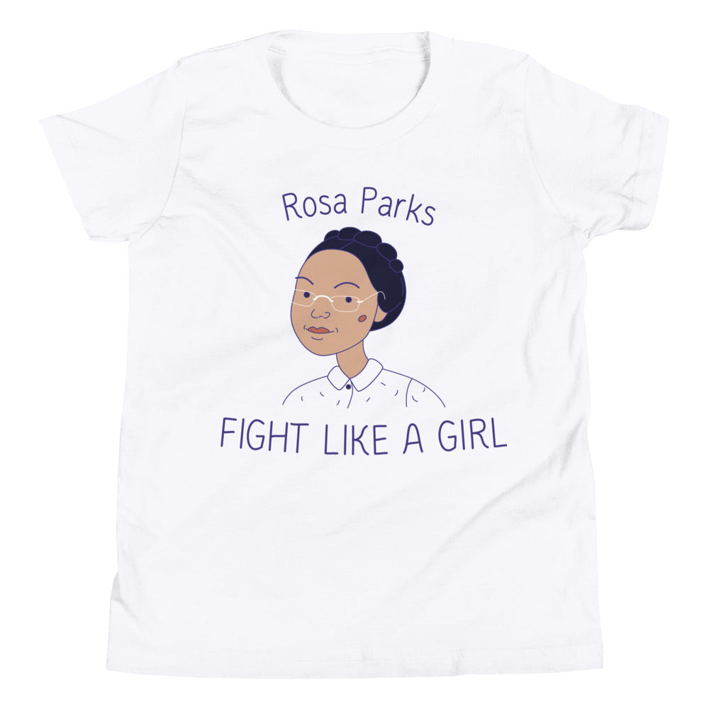 Fight Like Rosa - Youth T-Shirt