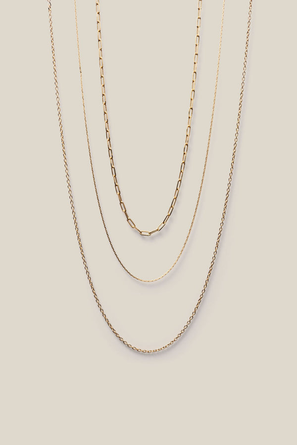 VICTORIA GOLD<br>(NECKLACE)